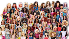Barbie Fashionistas 2014, 2015, 2016, 2017