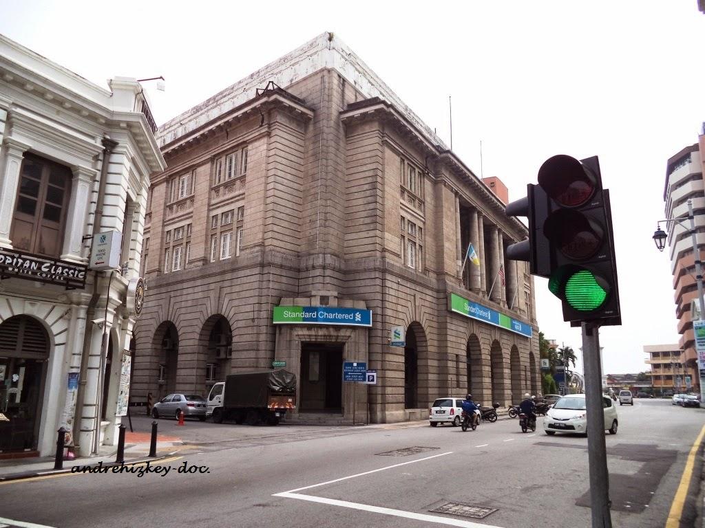 Standart Chartered bank Office at Pulau Pinang