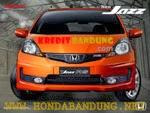 Simulasi Paket Kredit Murah Mobil All New Honda Jazz Bandung