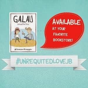 """GALAU"" #UnrequitedLoveJB"
