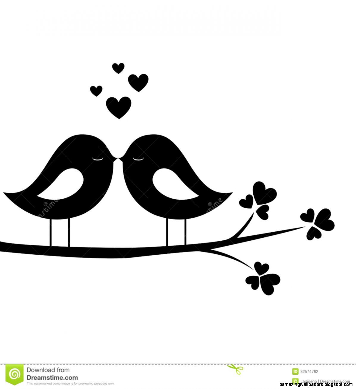 Love bird clip art - photo#24