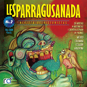 Le Sparragusanada - Nmero 2 (Ecuador - 2012)