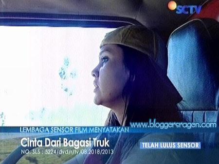 FTV SCTV Siang Cinta Dari Bagasi Truk