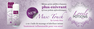 Nouveau: Musc Touch by Lovely Sins