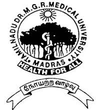 Dr. MGR Medical university results 2013