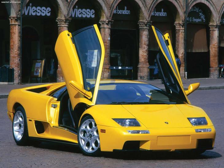Lamborghini Diablo 6.0