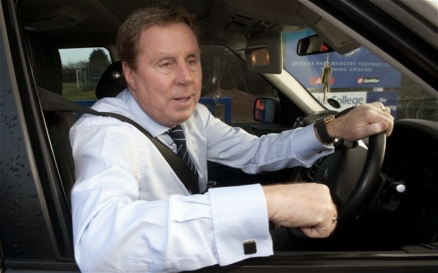 harry redknapp january transfer window