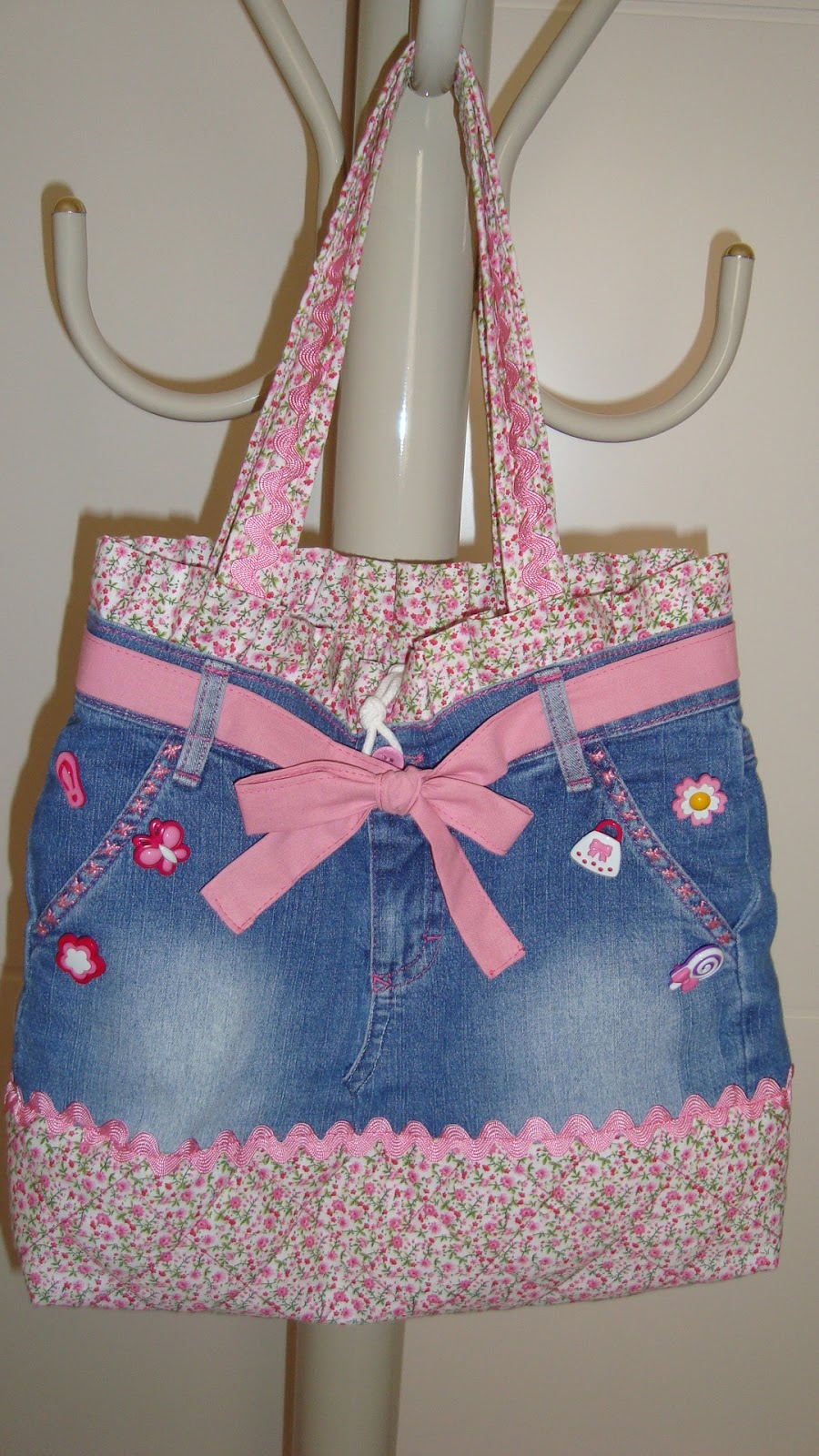 Bolsa De Tecido Jeans Passo A Passo : Cristina fogaroli bolsas de patchwork