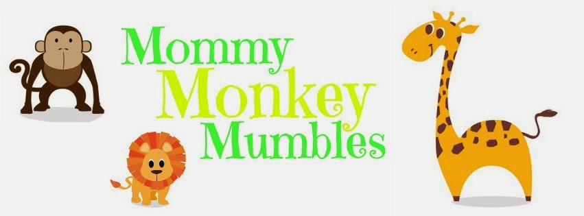 Mommy Monkey Mumbles