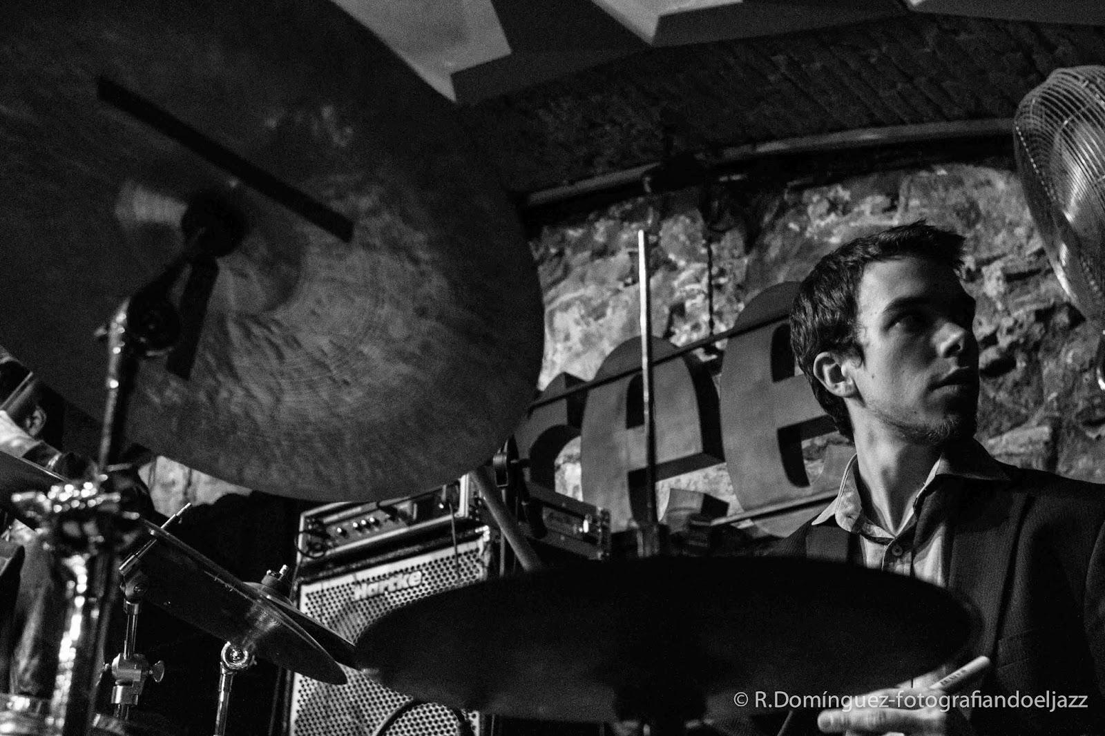 © R.Domínguez - Smack Dab Quintet -  Joan Casares