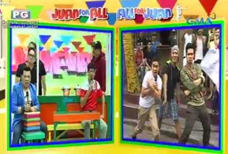 That's My Tambay - Eat Bulaga