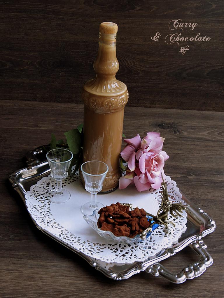 Licor de café moka con ron – Mocharum liqueur