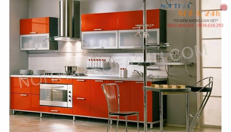 Tủ bếp TB022