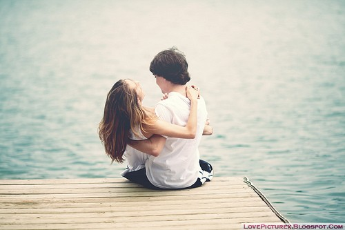 cute, couple, love, hug, romance