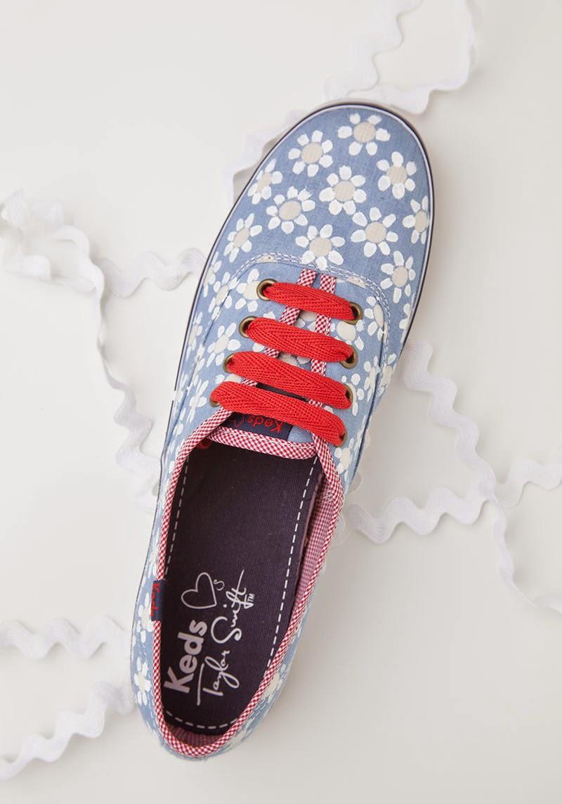 Cómo decorar zapatillas de lona en Recicla Inventa