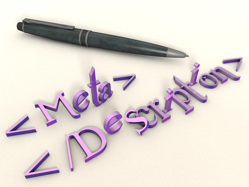 cara gampang memasang meta description dan title tag