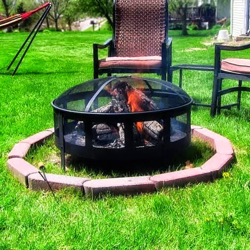 Win Free Outdoor Classic Mesh Fire Pit Summer Giveaway