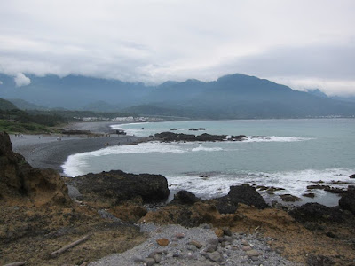 Experience the Ocean in Sanxiatai, Taitung