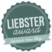 The Liebster Blog Award