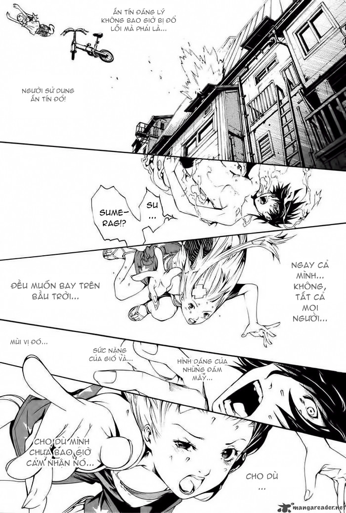 Air Gear Chap 137