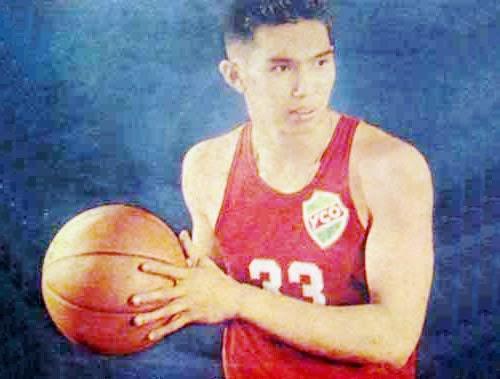 Coach Ed Ocampo