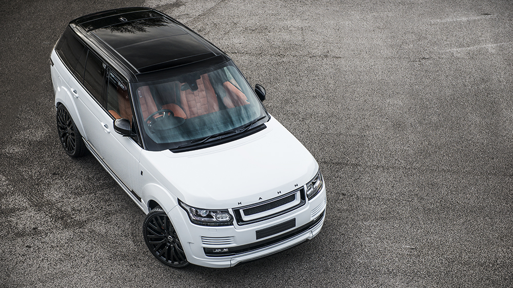 Three New Range Rover Tunes From Project Kahn Carscoops