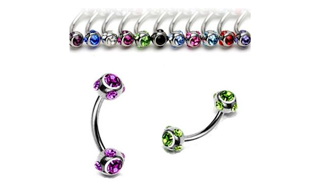 Titanium Belly Rings