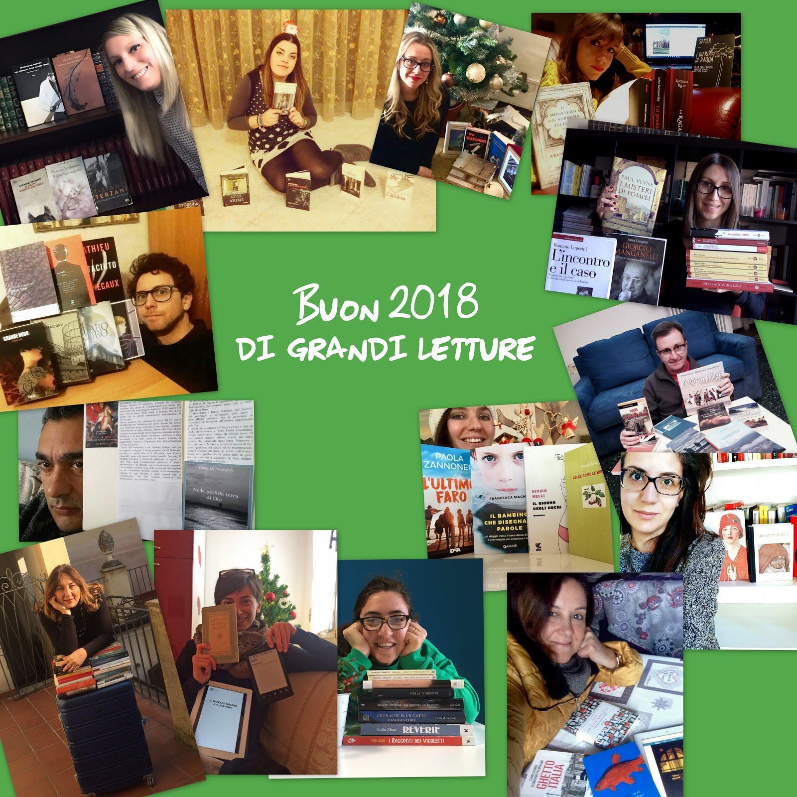 Il nostro 2017 da lettori