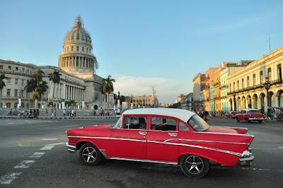 Paisagens de Cuba