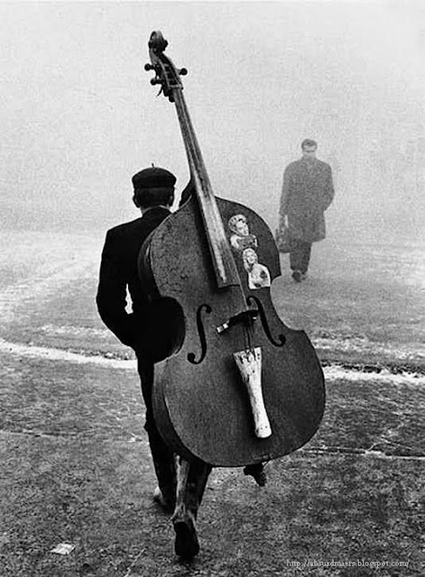 New year's morning in Belgrade, 1961 by Tomislav Peternek