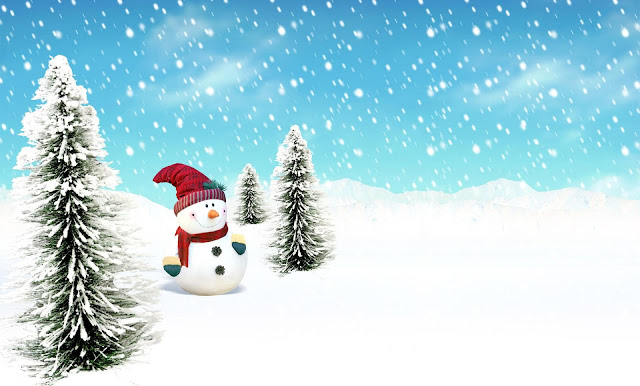 Christmas Backgrounds greetings