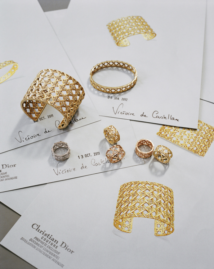 Dior Rings And The City