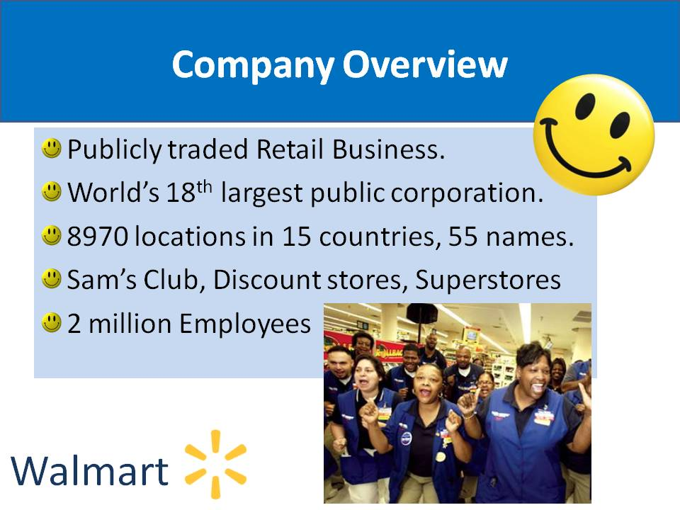 Wal-Mart and RFID: A Case Study | Tutorial-Reports com