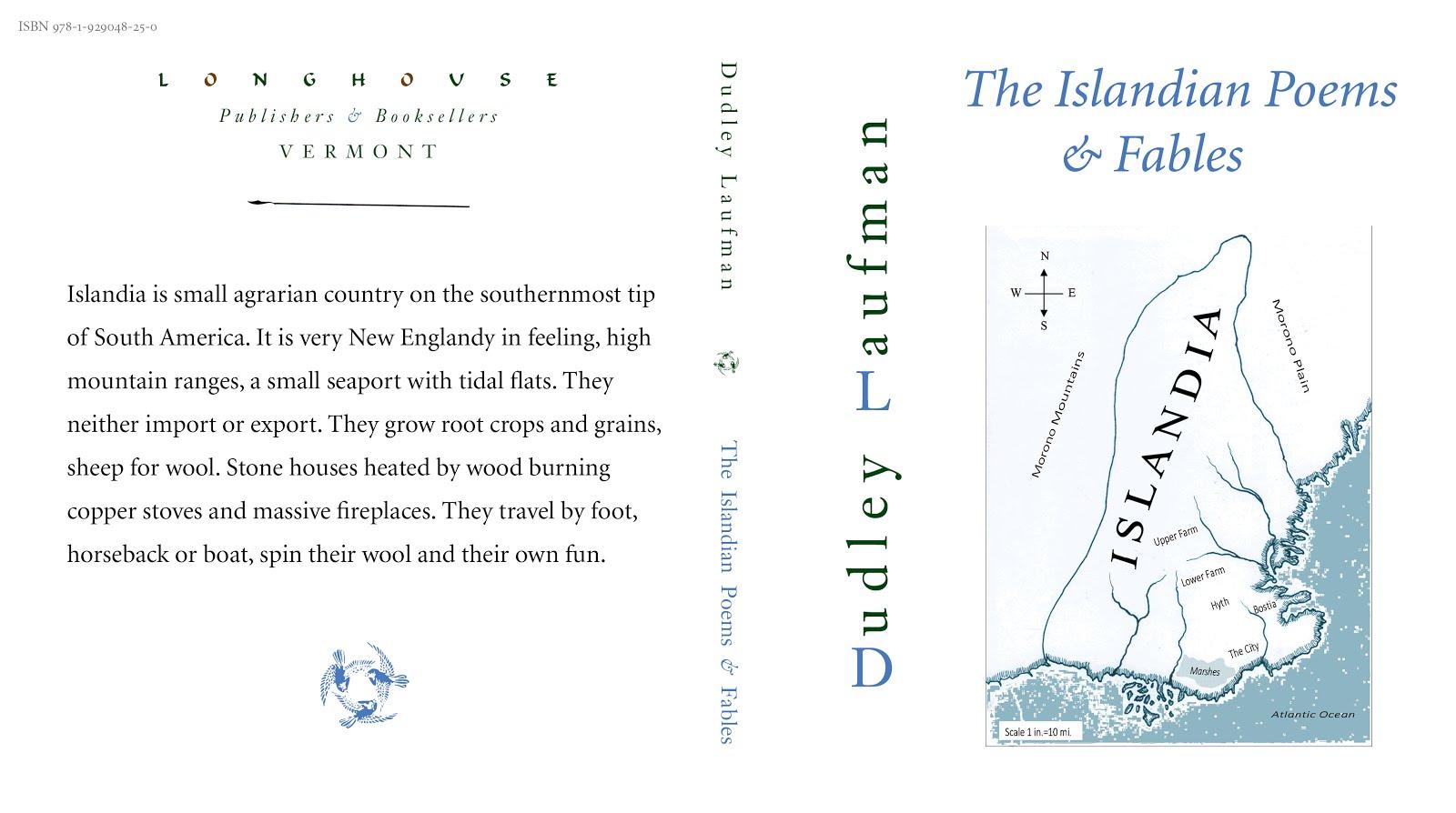 Dudley Laufman's Islandian Poems