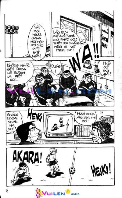 Jindodinho - Đường Dẫn Đến Khung Thành III  Tập 9 page 8 Congtruyen24h