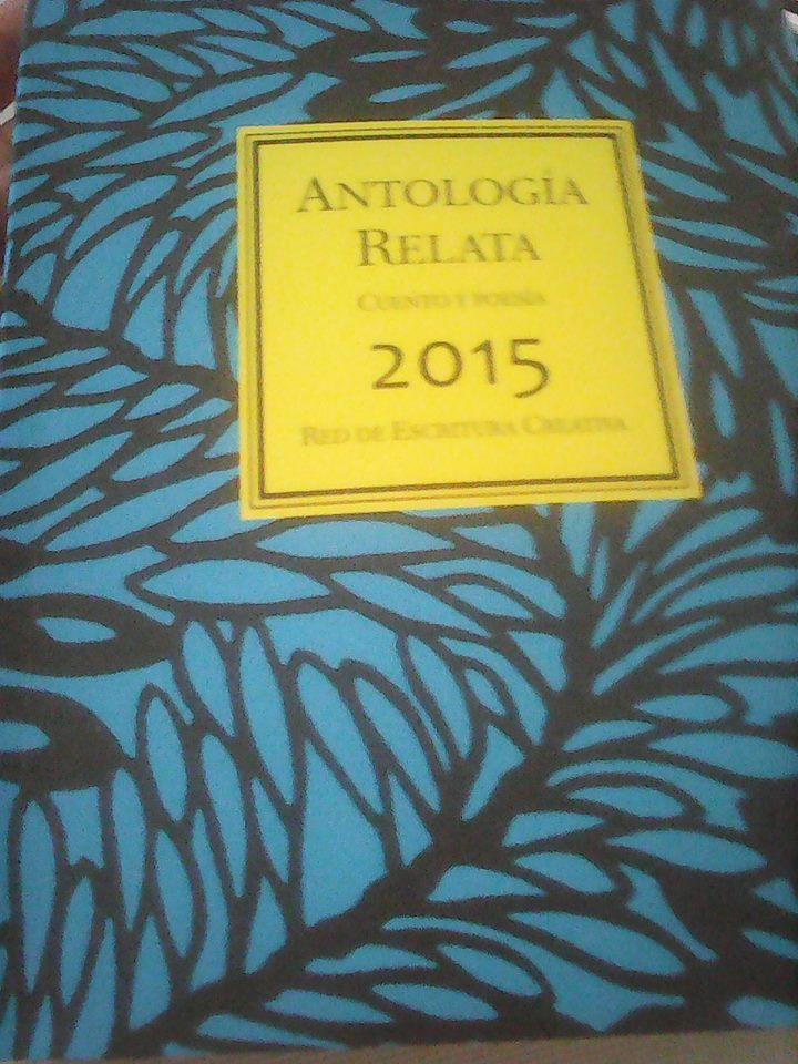 ANTOLOGÍA RELATA 2015