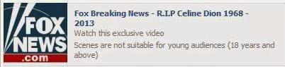 celebrity death hoaxes facebook