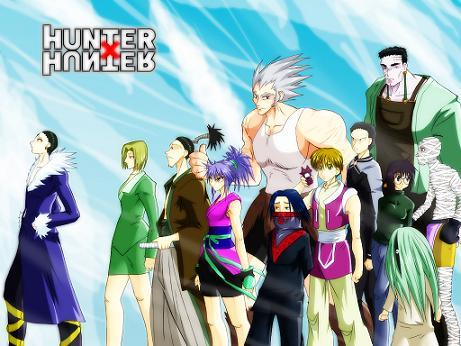 hunter x hunter wallpapers. Hunter X Hunter Color Picture