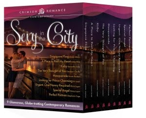 Sexy in the City - box set of romances containing Perfect Partners and 9 other lovely stories