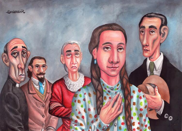 A ARTE DE EDUARDO SCHLOESSER