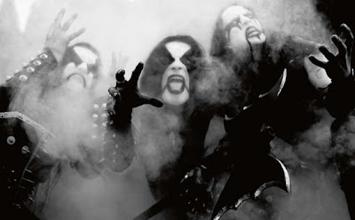 immortal black metal