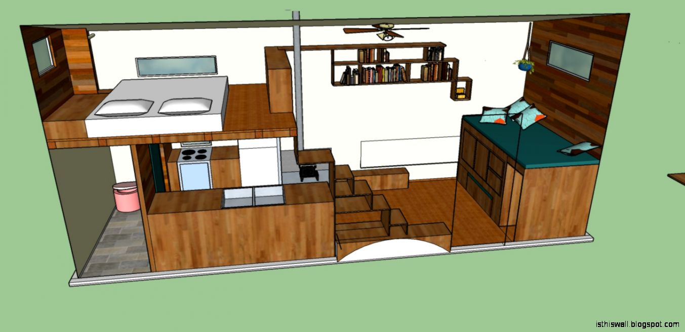 Pictures Of 10 Extreme Tiny Homes From HGTV Remodels HGTV Tiny