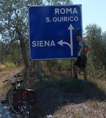 Pedaladas na Toscana 10/2011