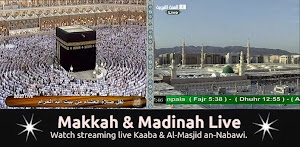 Makkah&Madinah Live