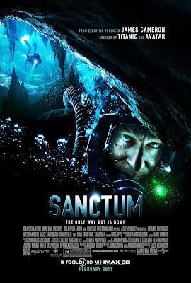 Watch Sanctum 2011 Megavideo Movie Online
