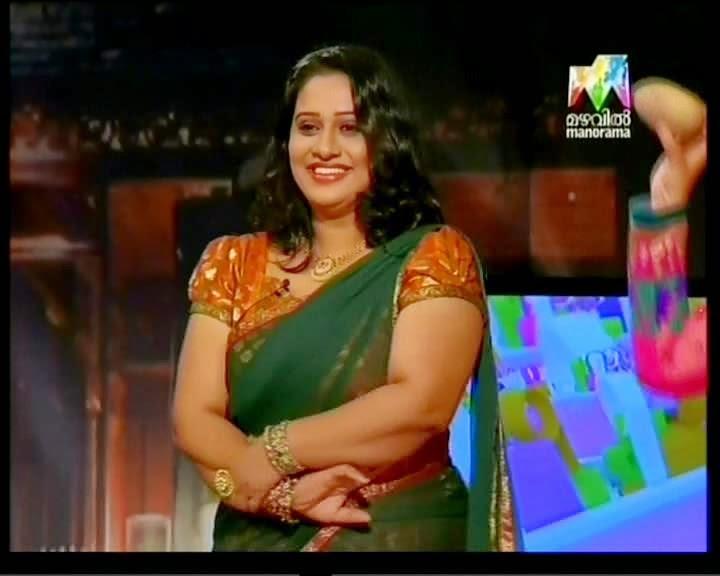 Mallu Actress Beena Antony Hot in Half Saree Latest Photos ~ ACTRESS ...