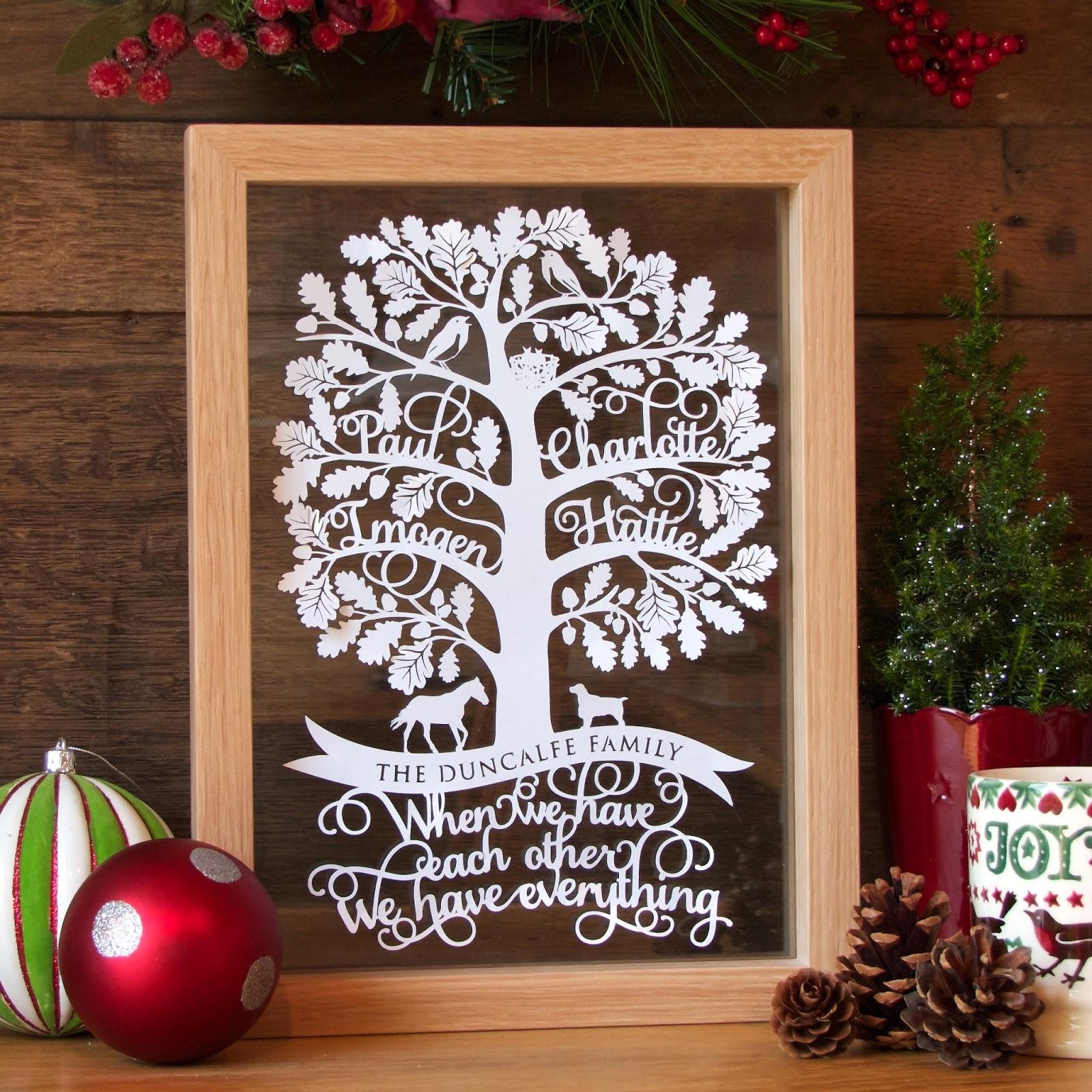 magazine christmas tree instructions