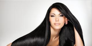 Cara menebalkan rambut secara alami cepat
