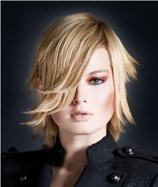 cortes de pelo corto en capas 2013