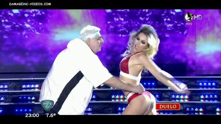 Sofia Macaggi hot ass damageinc HD video